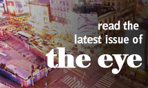 Read the latest issue of The Eye!